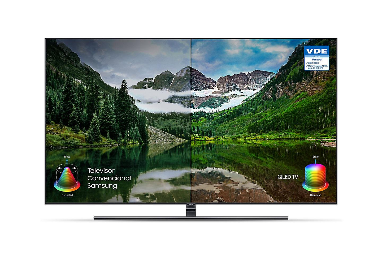 TV QLED 138 cm (55\