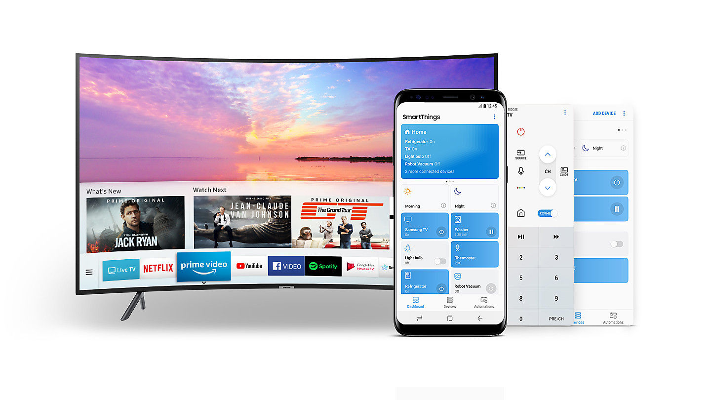 Samsung Smart Tv Os Apps