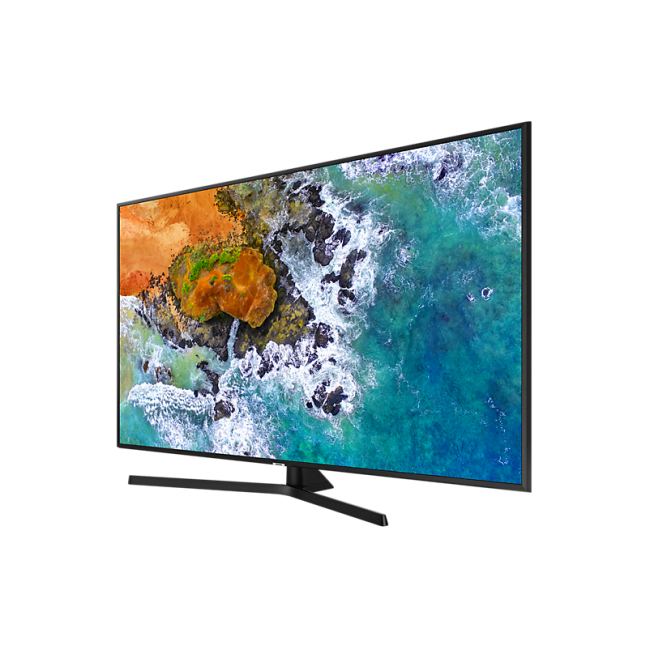 TV LED Samsung UE55NU7405 4K UHD - UE55NU7405 4K UHD | Darty