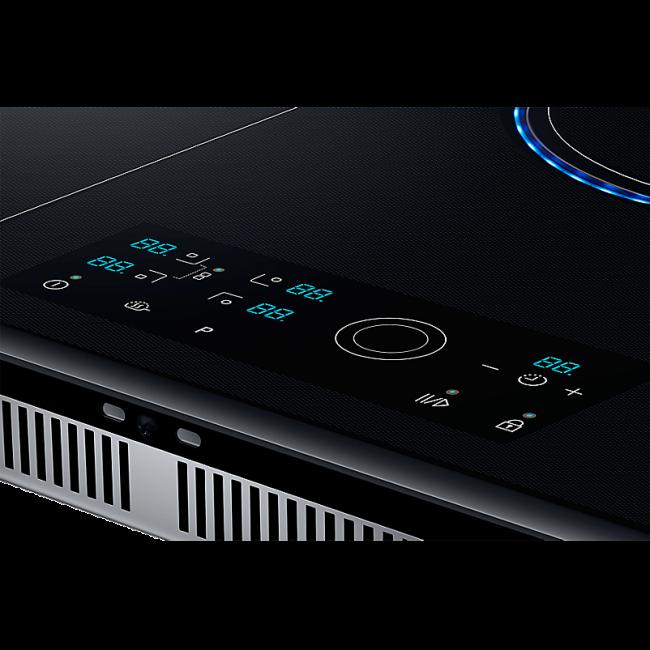 Samsung NZ84J9770EK - Piano Cottura ad Induzione   Piani Cottura ad ...