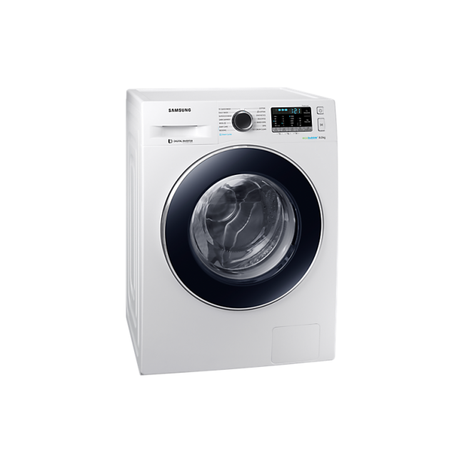 image; image; image; image; image ...  sc 1 st  Harvey Norman & Samsung WW80J54E0BW 8kg Front Load Washing Machine   Harvey Norman ...