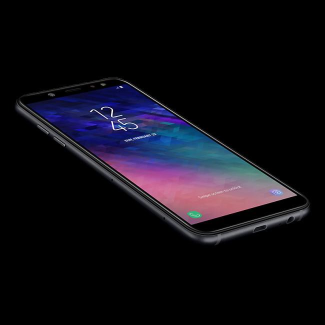 Jual Samsung Galaxy A6 Smartphone 32 GB 3 Terbaru
