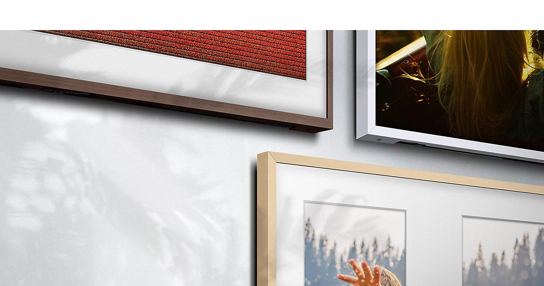 Samsung The Frame 43 Lifestyle-TV, LED-Fernseher schwarz, Triple ...