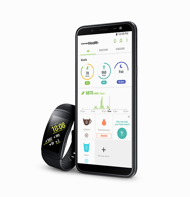 Samsung 3547779785 il feature keep your health on track 108544088