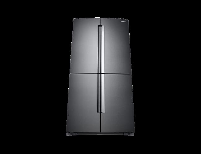 Samsung SRF714NCDBLS 714L French Door Refrigerator at The Good Guys