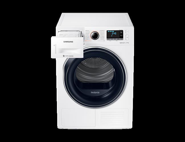 Samsung wärmepumpentrockner filter reinigen pflege und wartung