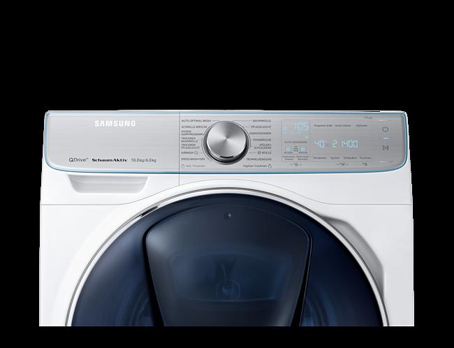 Quickdrive™ waschtrockner wd10n84inoa eg waschtrockner waschen