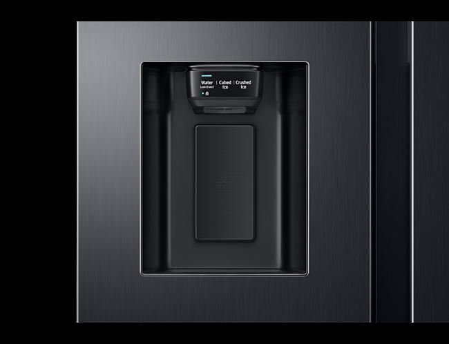 Samsung Side By Side Kühlschrank Filter Zurücksetzen : Side by side kombination rs6gn8321b1 eg kühl gefrier kombinationen