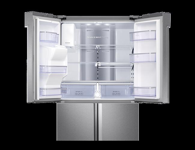 Bosch French Door Kühlschrank : Samsung rf n sr french door kühl gefrierkombination a