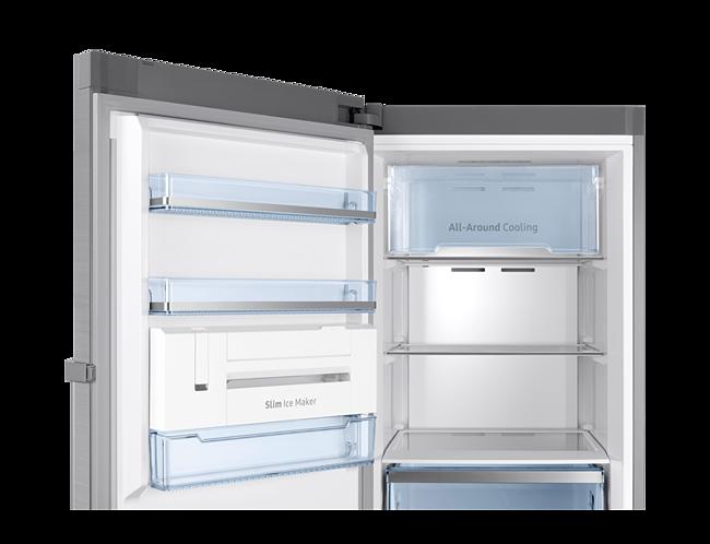 Kühlschrank Siemens Oder Samsung : Samsung rl j sa eg edelstahl im preisvergleich bestcheck