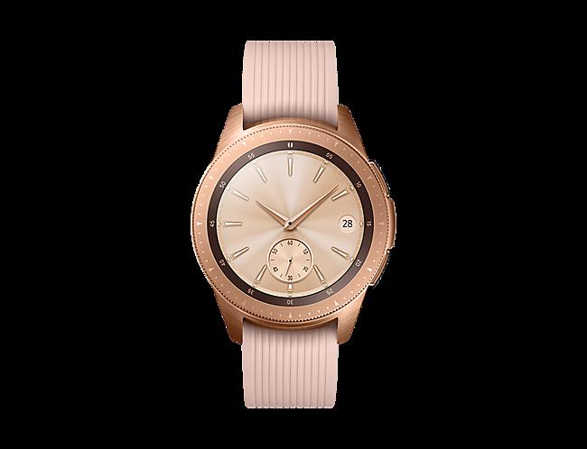0838869f2abc Reloj inteligente Smartwatch Samsung Galaxy Watch 42 mm BT Oro rosa ...