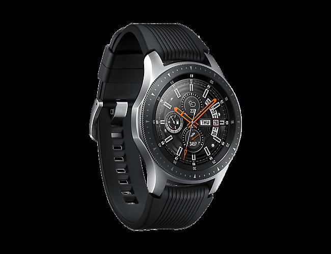 f1eccdf6ec62 Reloj inteligente Smartwatch Samsung Galaxy Watch 46 mm BT Plata ...