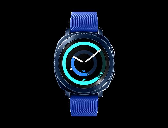 f8ebca3b603 Smartwatch Samsung Gear Sport Azul - Smartwatches no Extra.com.br