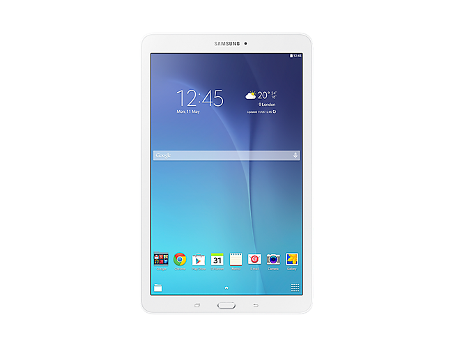 "c4eebc4ee Tablet Samsung Galaxy Tab E 9.6 Wi-Fi SM-T560 com Tela 9.6"""