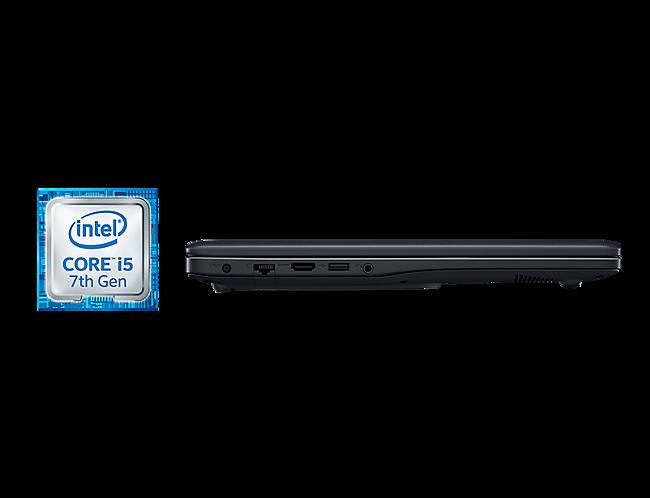 af0574fd4 Notebook Gamer Samsung NVIDIA GeForce GTX 1050 Core i5-7300HQ 8GB ...