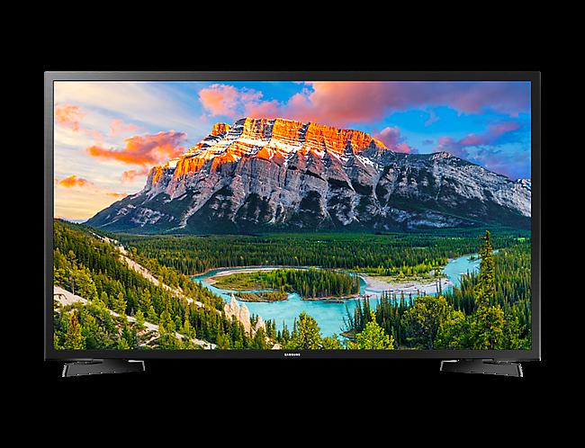 Samsung 108 cm (43 inch) Full HD LED TV (43N5100, Black) | LED TVs