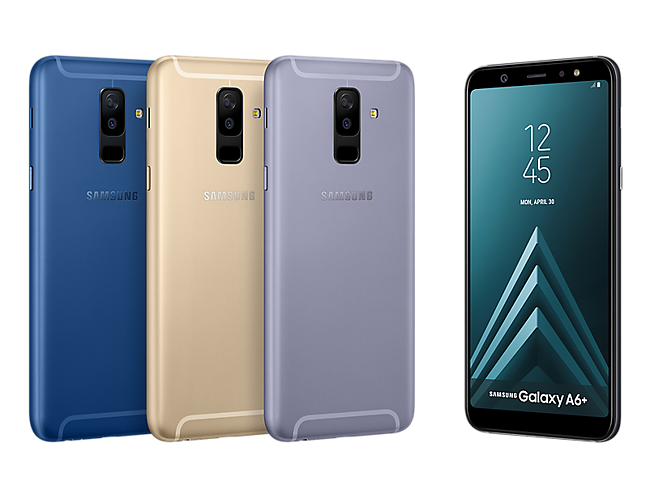 Jual Samsung Galaxy A6 Smartphone 32 GB 4 Terbaru