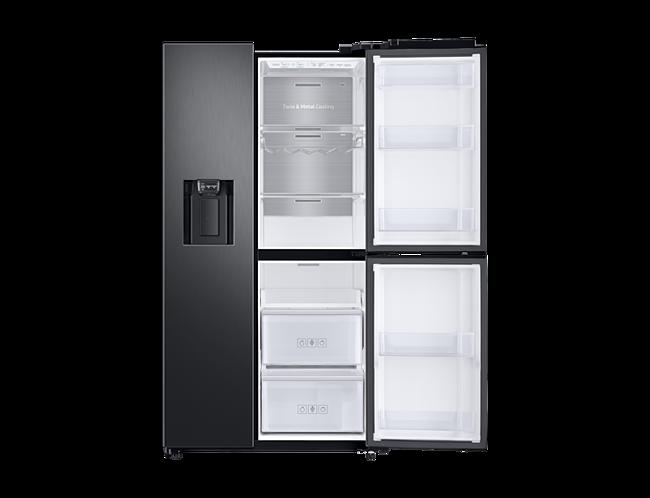 Side By Side Kühlschrank Abmessungen : Side by side kühlschrank abmessungen a kühlschrank rs n tc