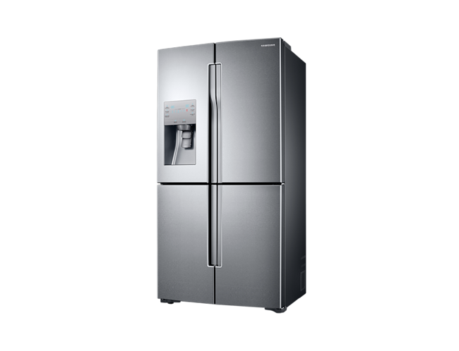 Samsung SRF719DLS 719L French Door Refrigerator at The Good Guys