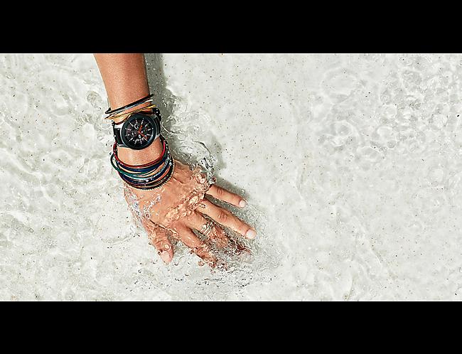 ddd20220 Reloj inteligente Smartwatch Samsung Galaxy Watch 46 mm BT Plata ...