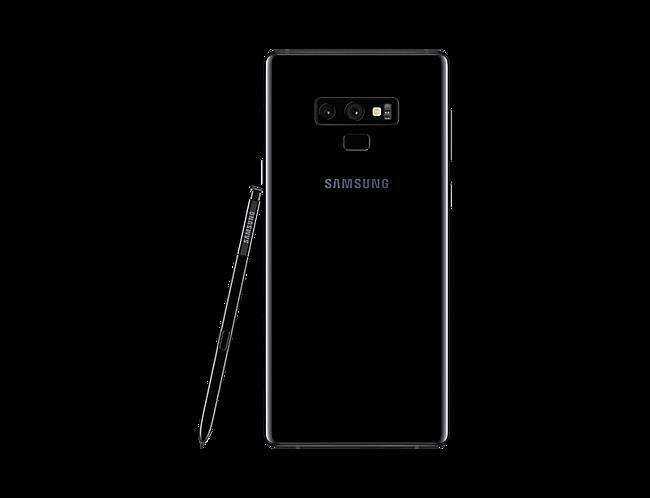 Samsung 1091004833 Galaxy Note9 128GB Black at The Good Guys