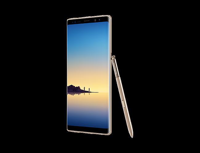 58e123700 Samsung Galaxy Note 8 - Dourado Champanhe - SmartPhone Android ...