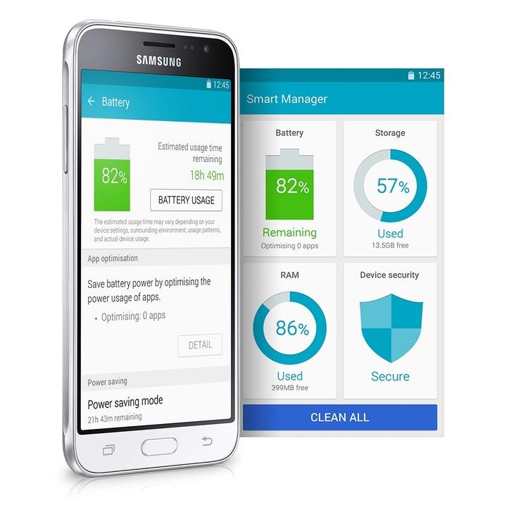 Galaxy J3 2016 8gb Hitam Untuk. Source · Memeriksa informasi baterai,