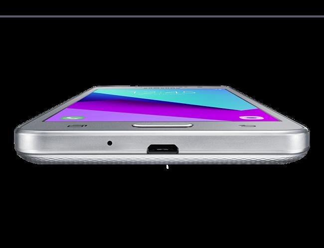 Samsung Galaxy J2 Prime Silver