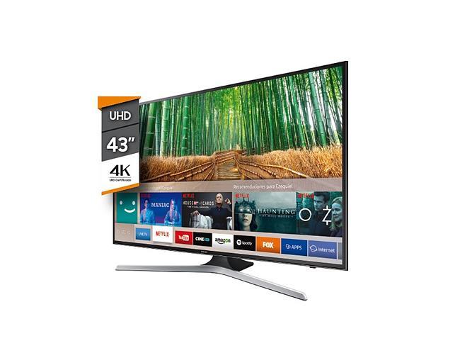 f29cc35e3 Comprar Smart Tv Samsung 43 4k Ultra Hd Un43mu6100gcdf Garbarino