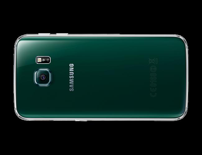 Samsung Galaxy S6 Edge AU (32GB - White Pearl)