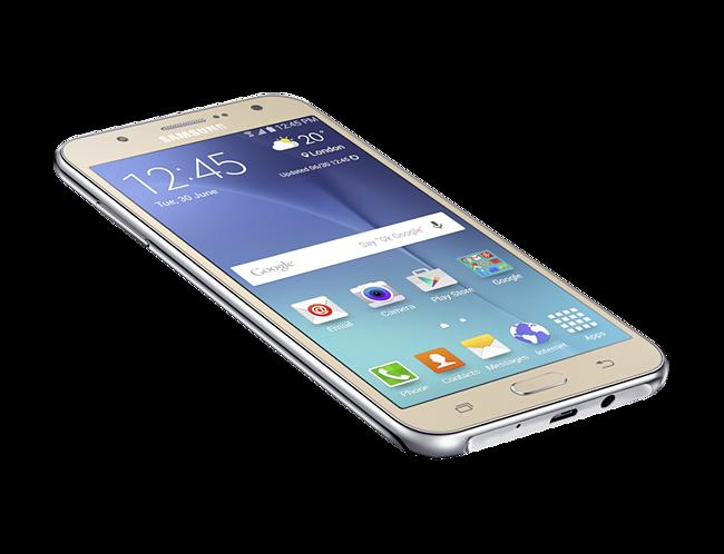 Samsung Galaxy J7 V (Verizon) J727 (2GB RAM, 16GB ROM, Gray)