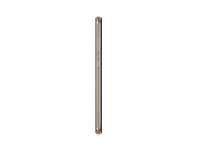 Samsung Galaxy S8 Dual Sim (4G, 64GB, Midnight Black) 1 Year Official  Warranty