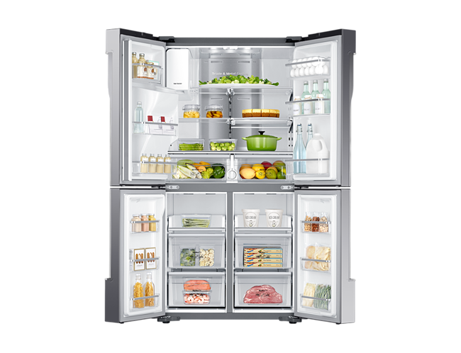 3f60b28a7 Refrigerador Samsung French Door 564 Litros Inox RF56K9040SR AZ - 2 ...