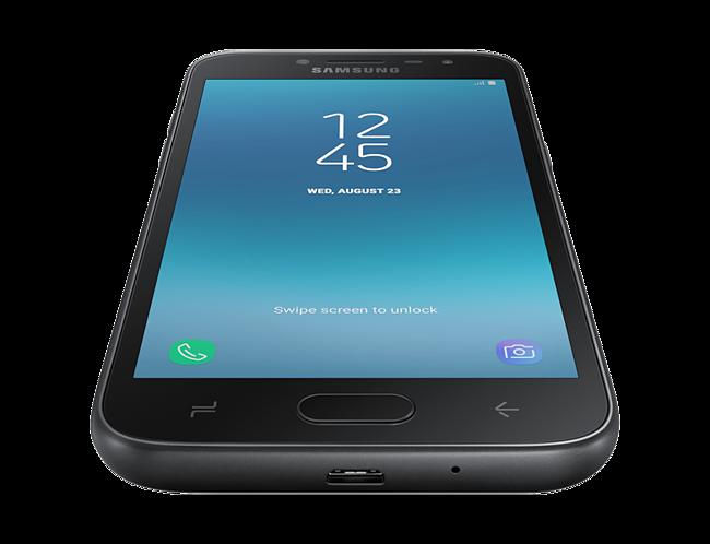 Smartphone Samsung Galaxy J2 Pro Preto, Tela 5