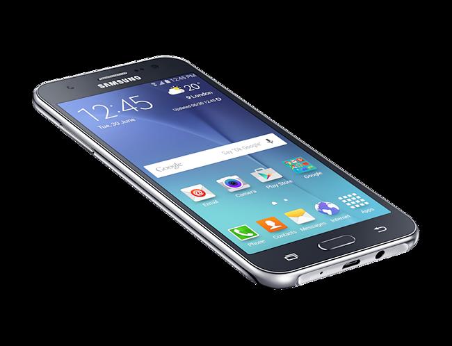 56865345c Smartphone Samsung Galaxy J5 Duos Preto com Dual chip