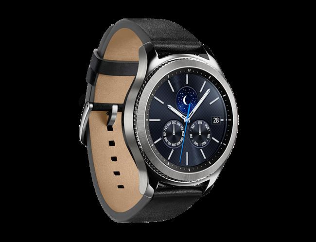 833674bfa99 Smartwatch Samsung Gear S3 Classic Prata Tela 1.3
