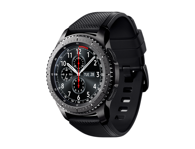 d7509989ae0 Smartwatch Samsung Gear S3 Frontier Preto Tela 1.3