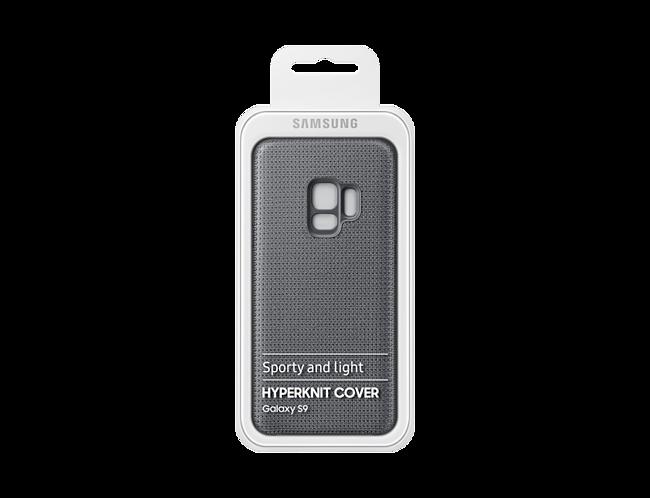 the latest 5b0b4 6111a Samsung Galaxy S9 Hyperknit Cover Gray