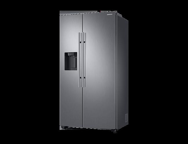 Amerikanischer Kühlschrank Von Samsung : Samsung side by side kühlschrank rs jn s eg bei expert