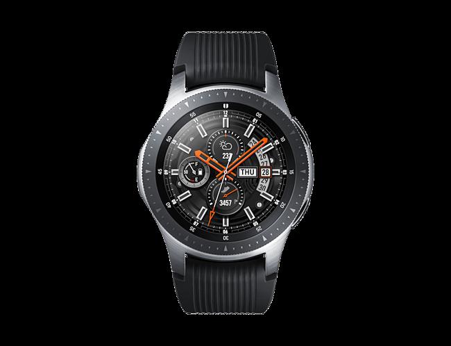 d339a44af Reloj inteligente Smartwatch Samsung Galaxy Watch 46 mm eSim Plata ...