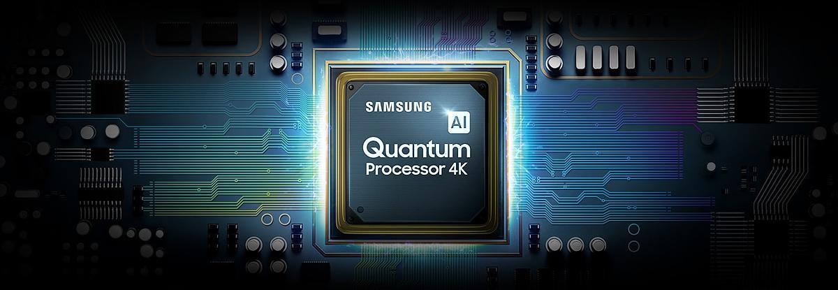 Samsung Series 6 Q60R 82-inch 4K UHD QLED TELEVISION