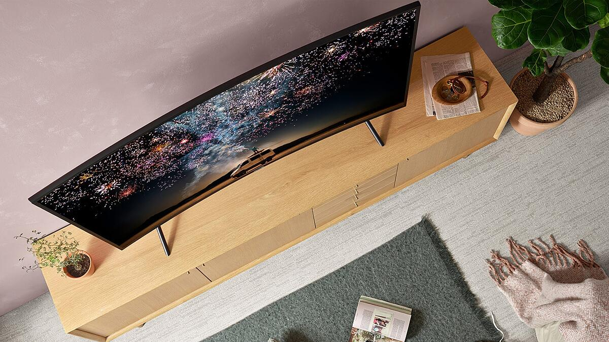 Телевизор SAMSUNG UE-49RU7372
