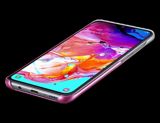 ae5a006a89d Funda Samsung Gradation Cover Rosa para Galaxy A70 · Electrónica ...