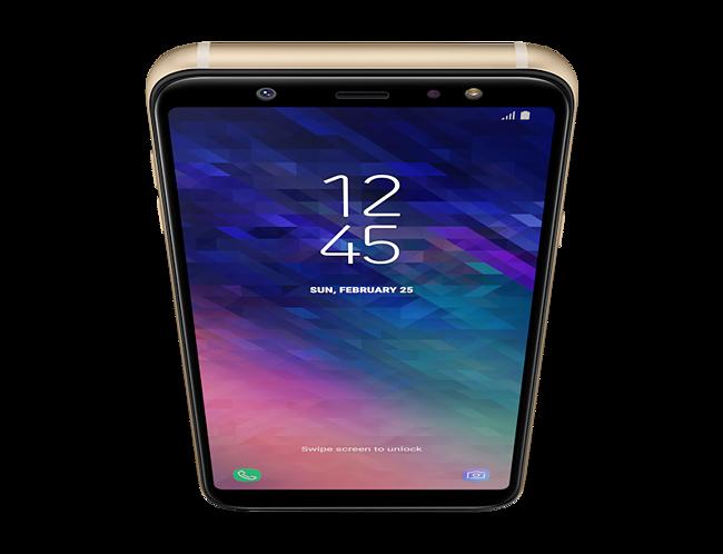 Samsung A6 Plus Pattern Unlock
