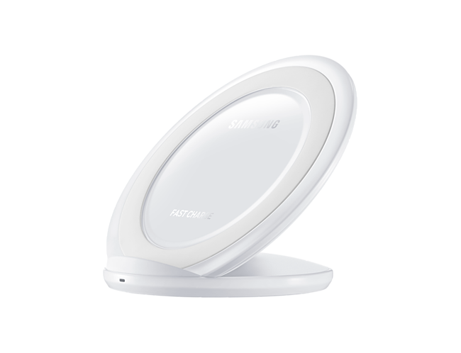 Samsung Wireless Charging Stand White
