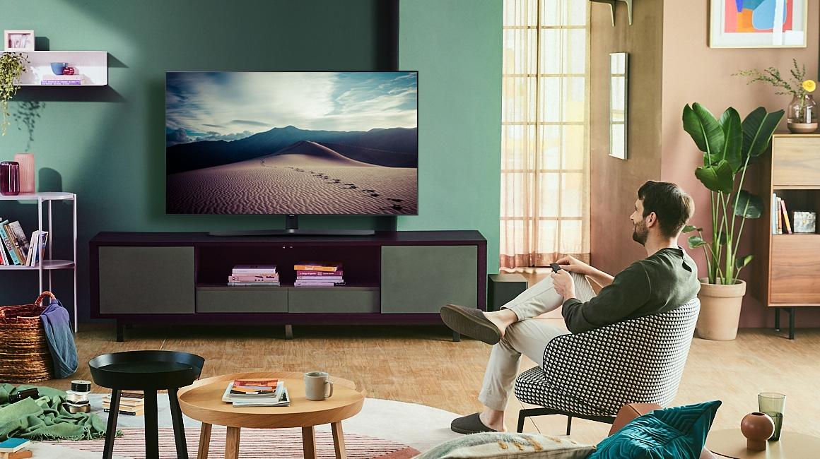 """Samsung 50TU8500 50"""" 125 Ekran Uydu Alıcılı Smart 4K Ultra HD TV"""