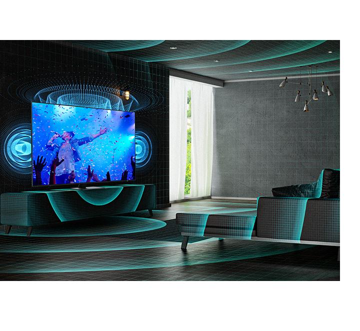 Телевизор Samsung QE55Q80AATXXH