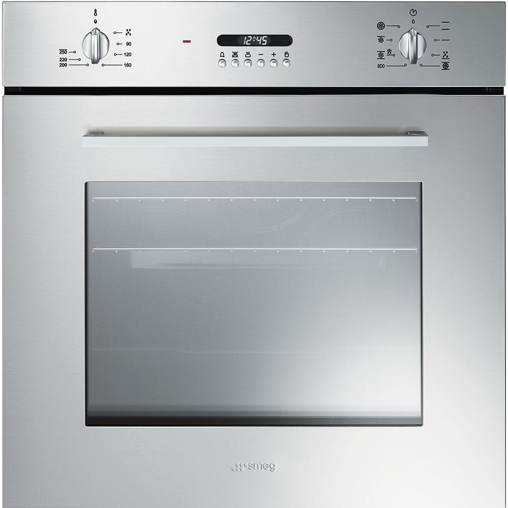 Smeg SF478X Cucina Built In Single Oven - Appliance City