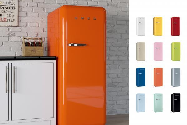 Refrigerateur Armoire Smeg Fab28ro1 Darty