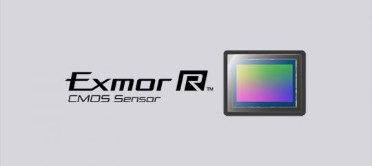 Pełnoklatkowy przetwornik obrazu CMOS w technologii BSI o skutecznej rozdzielczości 42,4 megapiks.